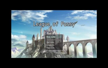 League of Pussy V.01