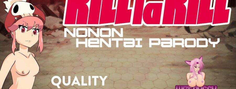 Kill la Kill – Nonon Hentai Parody