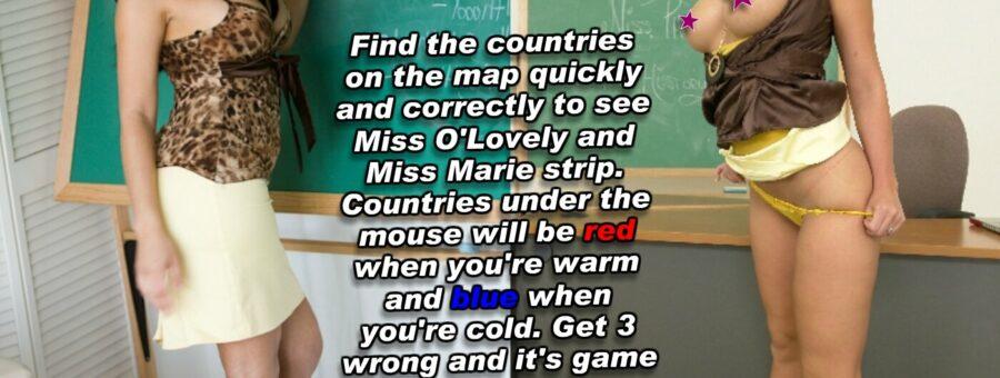 Map strip